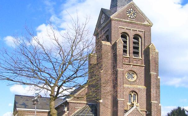 Kerk Bolderberg uitgerust met Bose klankzuilen en digitale audiomatrix