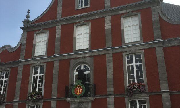 Sint-Truiden by Lights – Stadhuis geluidsinstallatie