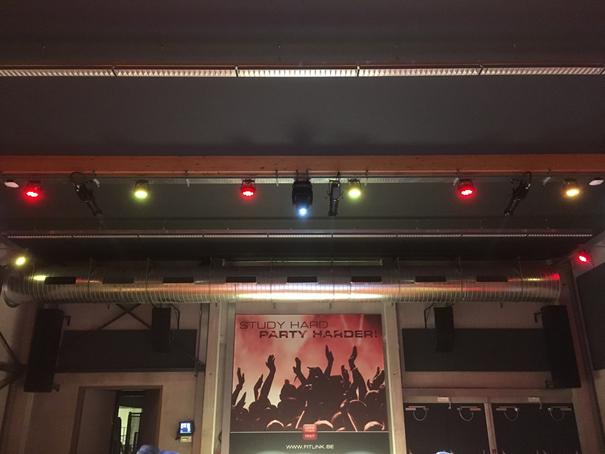 Fitlink Diepenbeek opent nieuwe Fuifzaal + vernieuwing Brasserie