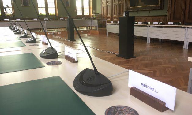 Uitbreiding Conferentie Systeem Stad Diest: Livestreaming