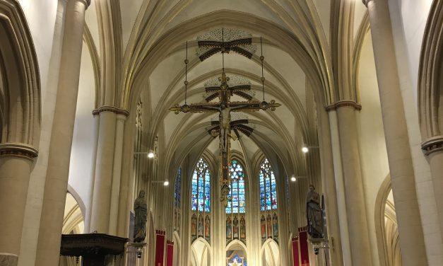 Kathedraal Hasselt kiest voor BOSE Active Arrays en 'Streamt Live'