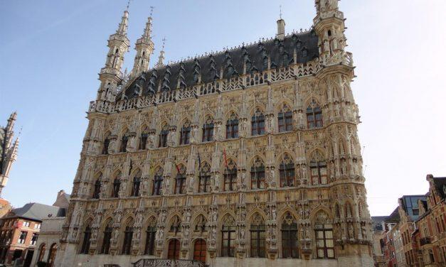 Conferentie Raadzaal Leuven met Livestreaming