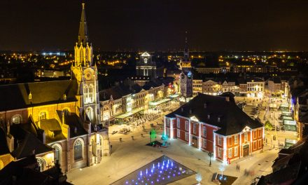 Upgrade muziek winkelstraten Sint-Truiden
